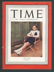 Time Magazine July 17, 1939