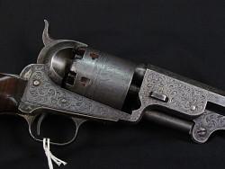 Colt Belt Model Percussion Revolver