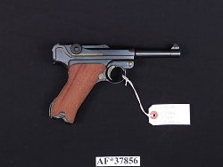 P08 Luger Semiautomatic Pistol