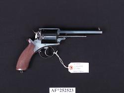 J. Adams Patent Model Revolver