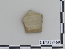 fragment, stoneware