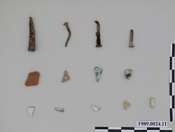 fragments, archaeological