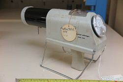 """Cutie Pie"" type radiation survey meter"