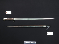 E. & F. Horster Model 1898 Knife Bayonet