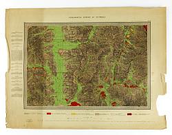 Australia survey maps, Walmar