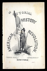 Pictorial History American Revolution