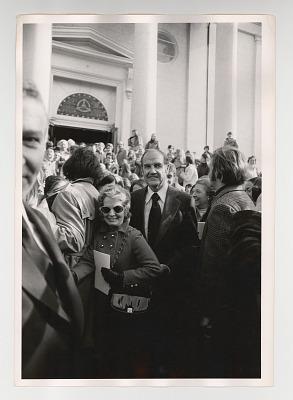 George and Eleanor McGovern