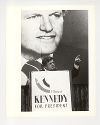 Ted Kennedy: 1980 Democratic Primary Campagin