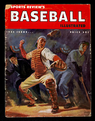 Sports Review's Baseball Illustrated, 1952
