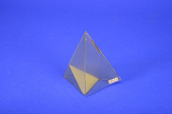 Geometric Model by A. Harry Wheeler, Two Trihedral Angles