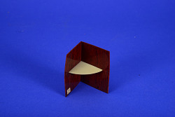 Geometric Model by A. Harry Wheeler, Dihedral Angle