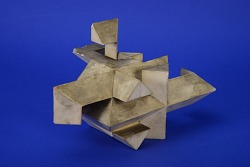 Geometric Model, L. Brill Ser. 19, Model Relating to the Regular Partition of Three-Dimensional Space