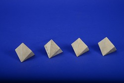 Geometric Models, L. Brill Ser. 19, Models Relating to the Regular Partition of Three-Dimensional Space