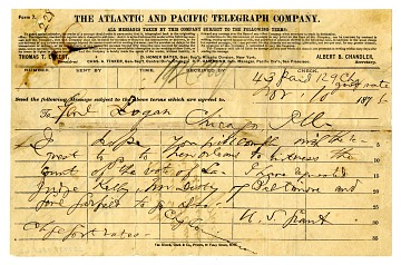 Telegram, 1876
