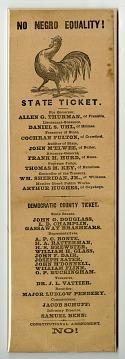 1867 Ballot
