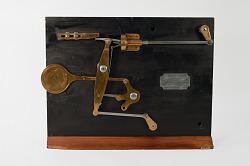 Corliss' Patent Model of a Steam Engine Cut-Off Valve – ca 1859