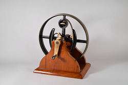 Woodbury's Patent Model of an Automatic Cut-Off for a Steam Engine – ca 1870