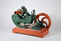 Van Deren's Patent Model of a Steam Engine– ca 1860
