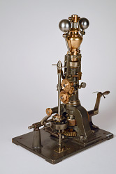 Bodemer's Patent Model of an Indirect-Acting Governor – 1876