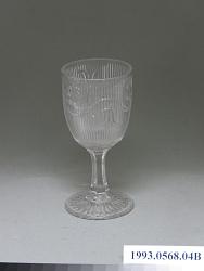 """""""Bellflower"""" Wine Goblet"""