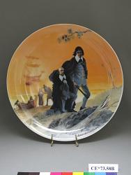 """""""A New Dawn"""" Commemorative Plate"""