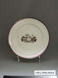 plate, tea