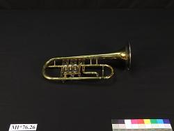 Zazvonil C Trumpet