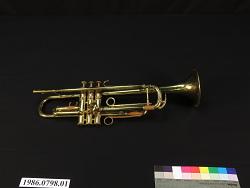 Calicchio B-Flat Trumpet