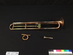 English F Slide Trumpet