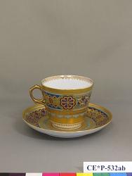 cup; saucer