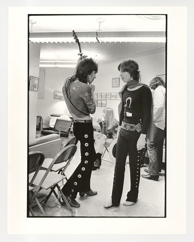 "Image for Mick and Keith ""Riff"" a.k.a. ""Tuning"""