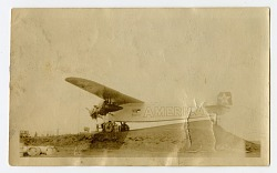 """America"" Airplane"