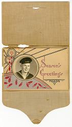 Sailor's Holiday Greeting Card