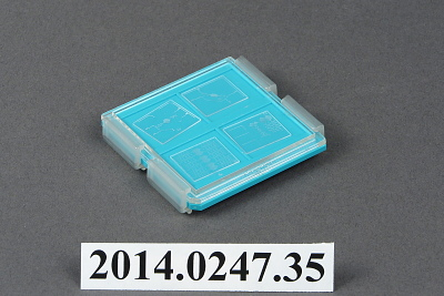 prototype microchips (tray of 4)