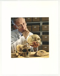 The Forensic Anthropologist