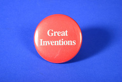 Button, Great Inventions