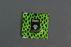 """""""Dots"""" condom"""