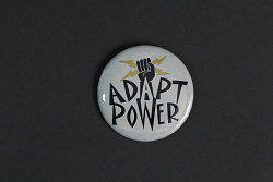 """ADAPT Power"" button"