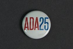 """ADA25"" button"