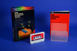 Software on Cassette for the VIC-20, 6502 Professional Development System