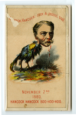 Campaign Card, 1880