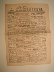 """Heart Mountain Sentinel"""