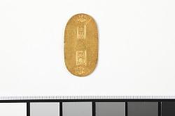 1 Koban, Japan, 1859
