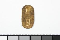 1 Koban, Japan, 1819
