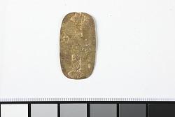 1 Koban, Japan, 1736
