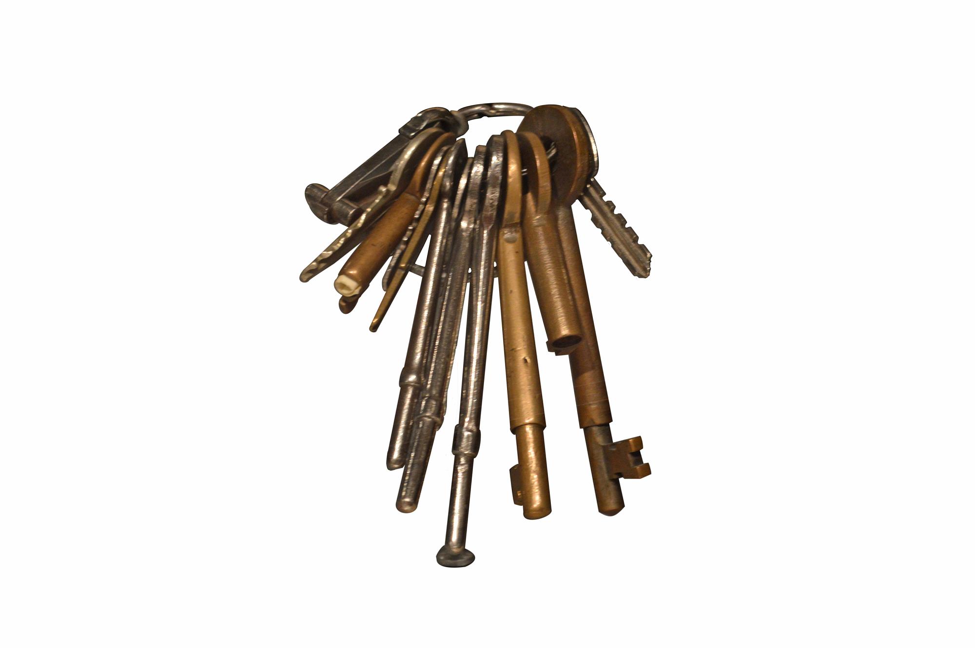 Porter's keys