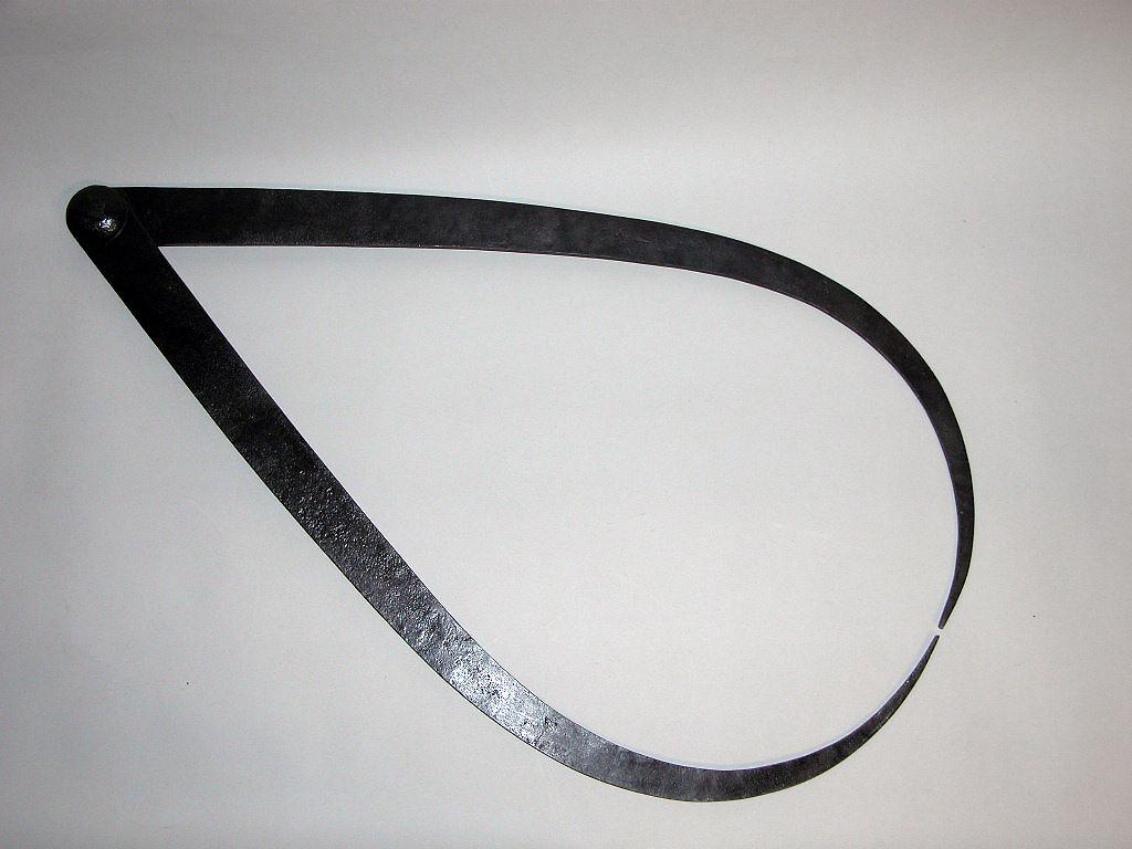 Machinist's caliper