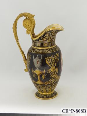 Sèvres porcelain pitcher (part of a service)