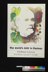 The World's Debt to Pasteur