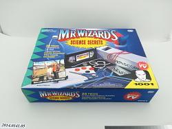 Mr. Wizard's Science Secrets